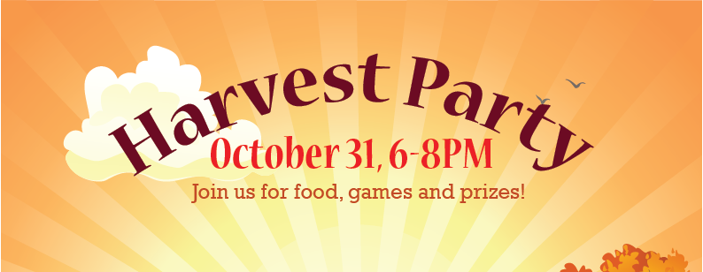 Harvest Party October 31, 2018