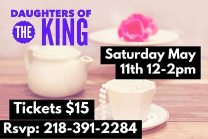 Daughters of the King Luncheon