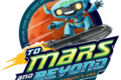 To Mars and Beyond Logo
