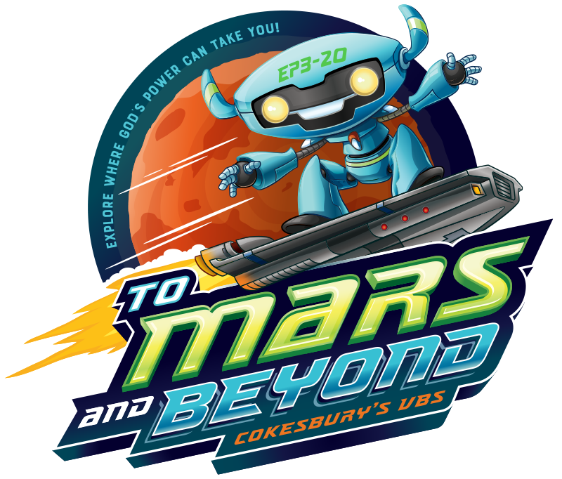 To Mars and Beyond Logo
